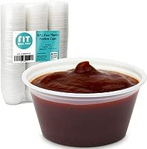Best disposable sauce cups Reviews