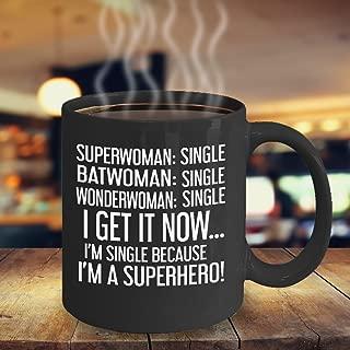 single because i'm a superhero