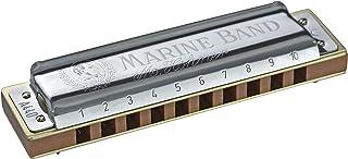 Hohner Marine Band - Armónica en clave de Sol