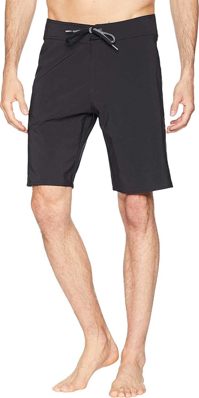 Volcom  Men's Zap Lido Solid Mod 21  Boardshorts Blackout 32