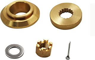 Propeller Installation Hardware Kits Thrust Washer/Spacer/Nut/Cotter Pin for Yamaha 150-300HP