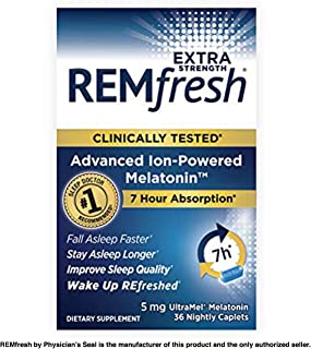 Best remfresh vs melatonin Reviews