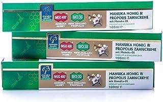 Manuka Health Manuka Zahncreme 100 g - 3 Stück