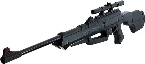 Barra Airguns Sportsman 900 Air Rifle - Multi-Pump .177 Airgun - BB/Pellet Gun with Scope Included