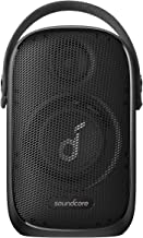 Soundcore Trance Go Outdoor Bluetooth Speaker with BassUp Technology, Sync 100+ Speakers, 24H Playtime, Waterproof, Custom...