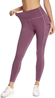 Leggings for Women with Pockets, High Waisted Yoga Pants...