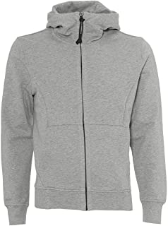 C.P. Company Mens Zip Up/Button Cardigan Hoody Sweatshirt MSS009A 005160W