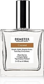 Demeter Cologne Spray, Coconut, 3.4 oz.