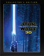 Stars Wars: The Force Awakens - Collector's Edition (3D Blu-ray + Blu-ray)