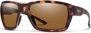 Smith High-Water Chroma Pop+ Polarized Sunglasses, Matte Tortoise