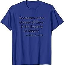 Winston Churchill quote on Socialism