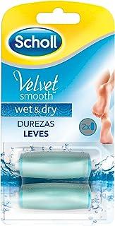 Scholl Recambio Wet&Dry Durezas Leves