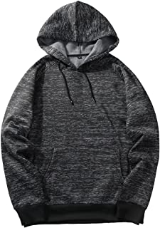 MANTORS Men's Hoodies Soft Casual Sweatshirt Warm Sport Pullover Hooded Sweater