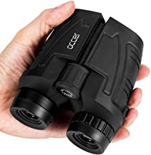 Occer 12×25 Compact Binoculars with Low Light Night Vision, Large Eyepiece..