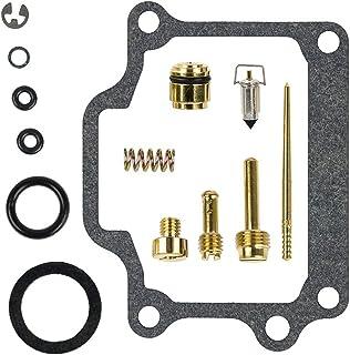 QAZAKY Replacement for Carburetor Rebuild Kit for Suzuki Quadsport LT 80 LT80 1987 1988 1989 1990 1991 1992 1993 1994 1995...