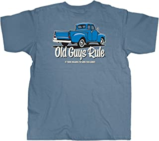 OLD GUYS RULE Mens It Took Decades T-Shirt