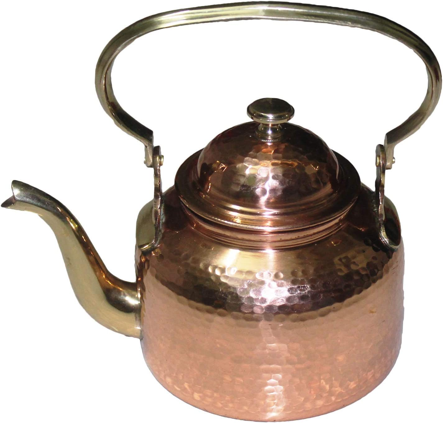 Hammered Tea Kettle Classic Espresso Home Coffee Pouring Max 68% OFF for Pot Branded goods