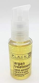 Black Professional Line Nourishing Hair Serum With Argan Oil 50Ml