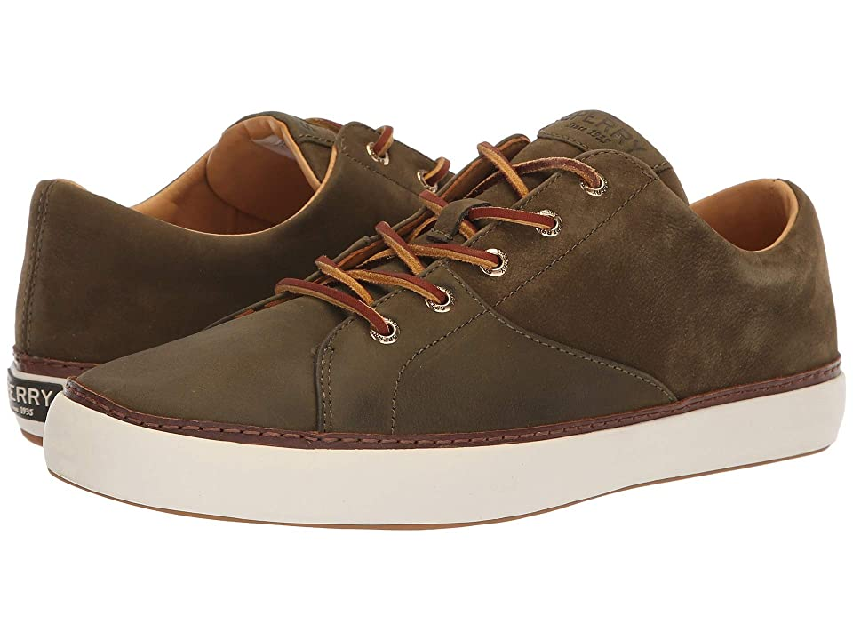 Sperry Gold Cup Haven (Olive) Men
