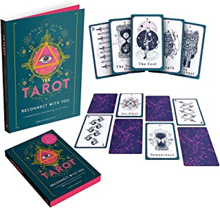 The Tarot: Reconnect With You: A comprehensive introduction to the Tarot and illustrated Tarot deck