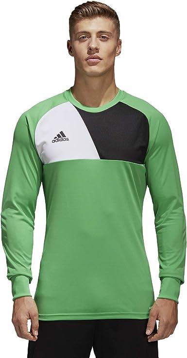 Amazon.com : adidas Men's Soccer Assita Goalkeeper Jersey, Energy ...