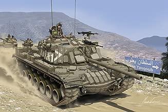 Dragon Models 1/35 IDF Magach 3 with ERA Kit