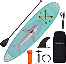 Gonex Inflatable Stand Up Paddle Board 6