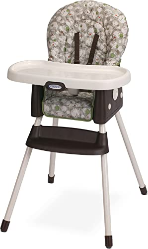 Graco SimpleSwitch High Chair, Zuba