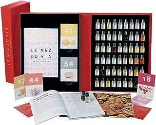 Le Nez du Vin : 54 aromes, collection complete en francais (coffret) (French Edition)