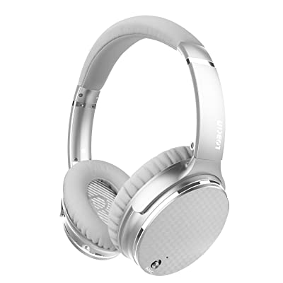 Active Noise Cancelling Headphones,Lobkin Wirel...
