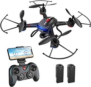Holy Stone F181W 1080P WiFi FPV Drone with Wide-Angle HD Camera Live Video RC Quadcopter..