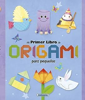 Mi Primer Libro De Origami para pequeños (100 manualidades)