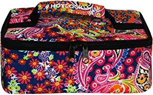 Paisley Mini Personal Portable Oven - by Julias Boutique