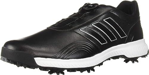 Adidas - CP Traxion Boa Hombre, schwarz (Core schwarz FTWR Weiß Silber Metallic), 41 EU