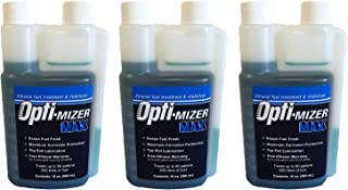 Opti-mizer 61612M 16 fl Oz. Ethanol Fuel Treatment Stabilizer, w/Chamber, 3-Pack