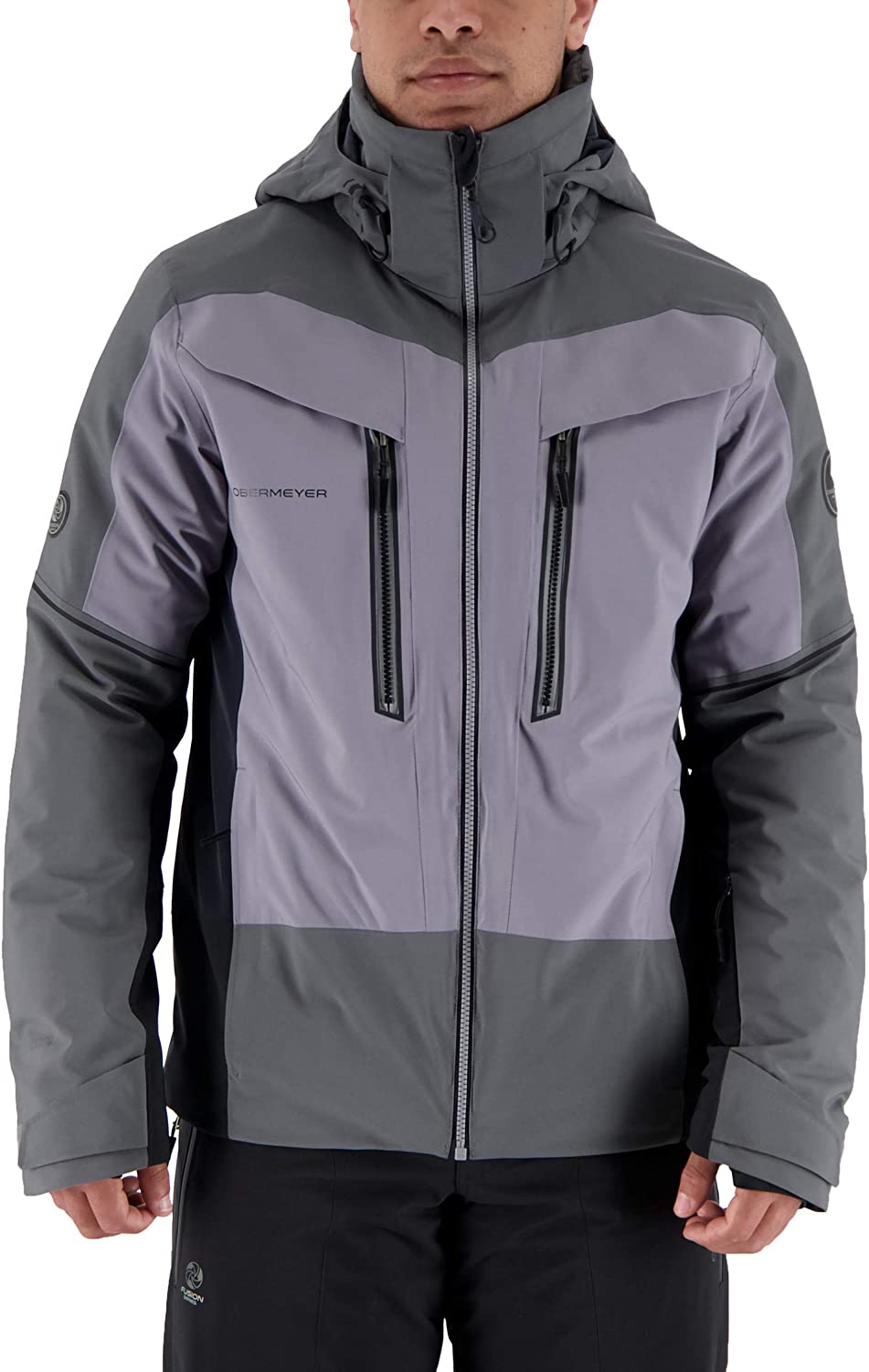 Obermeyer Men's Jacket Charger Omaha Super sale period limited Mall