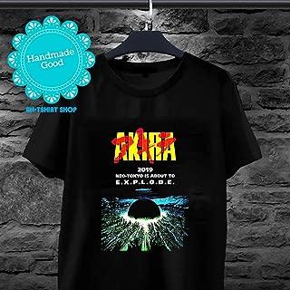 Akira 1988 4 Prints T-Shirt Black