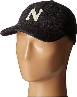 Prep Wool Strapback Hat