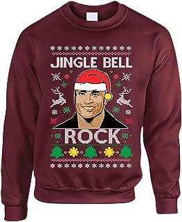 jingle bell rock ugly sweater