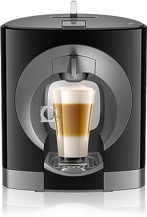 Nescafé Dolce Gusto Oblo Automatic Coffee Machine, Oblo Black, NCU200BLK