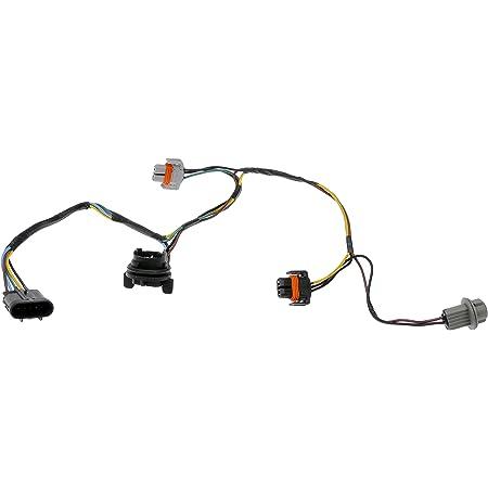 Amazon.com: Dorman 645-539 Pigtail Connector - Headlight: Automotive   Chevrolet Malibu 2009 2012 20965912 Headlight Wiring Harness      Amazon