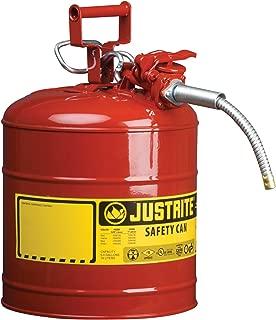 Justrite 7250120 AccuFlow 5 Gallon, 11.75