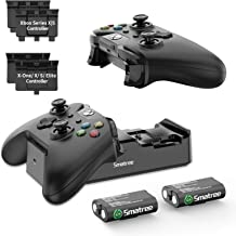Sponsored Ad - Smatree Controller Charger for Xbox Series X|S /Xbox One, Dual Charging Station Compatible with Xbox Series...