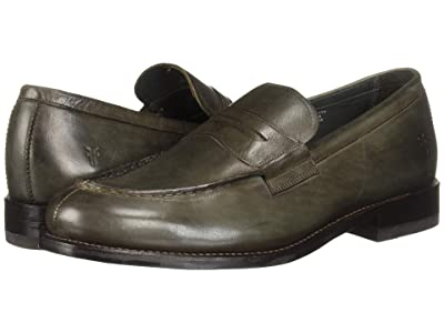 Frye Murray Penny (Fatigue Washed Dip-Dye Leather) Men