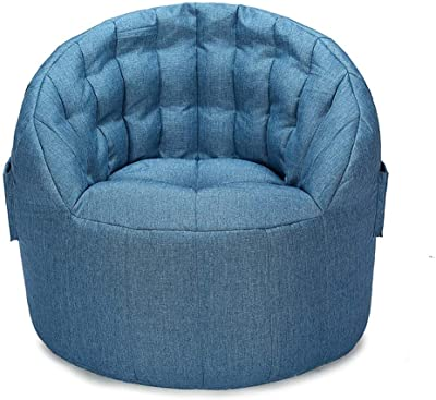 Amazon.com: Big Joe 0672410 Sillón tipo frijol ...