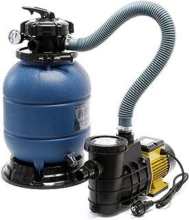 Filtro de Arena Sistema de filtrado Sistema de filtrado de Arena Bomba de Piscina HZS-300