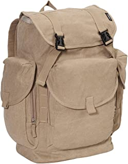 Everest Luggage Canvas Backpack