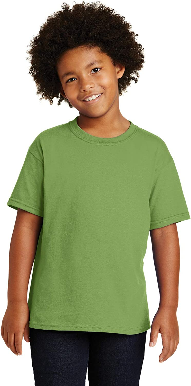 Gildan - Youth Heavy Cotton153; 100% Cotton T-Shirt. 5000B