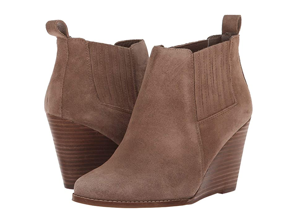 Jessica Simpson Carolynn (Slater Taupe Oiled Suede) Women