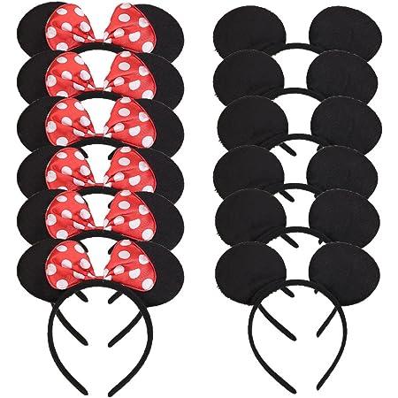 Dozen Lot Mouse Ears 12 Mouse Ears Bundle Mouse Ears